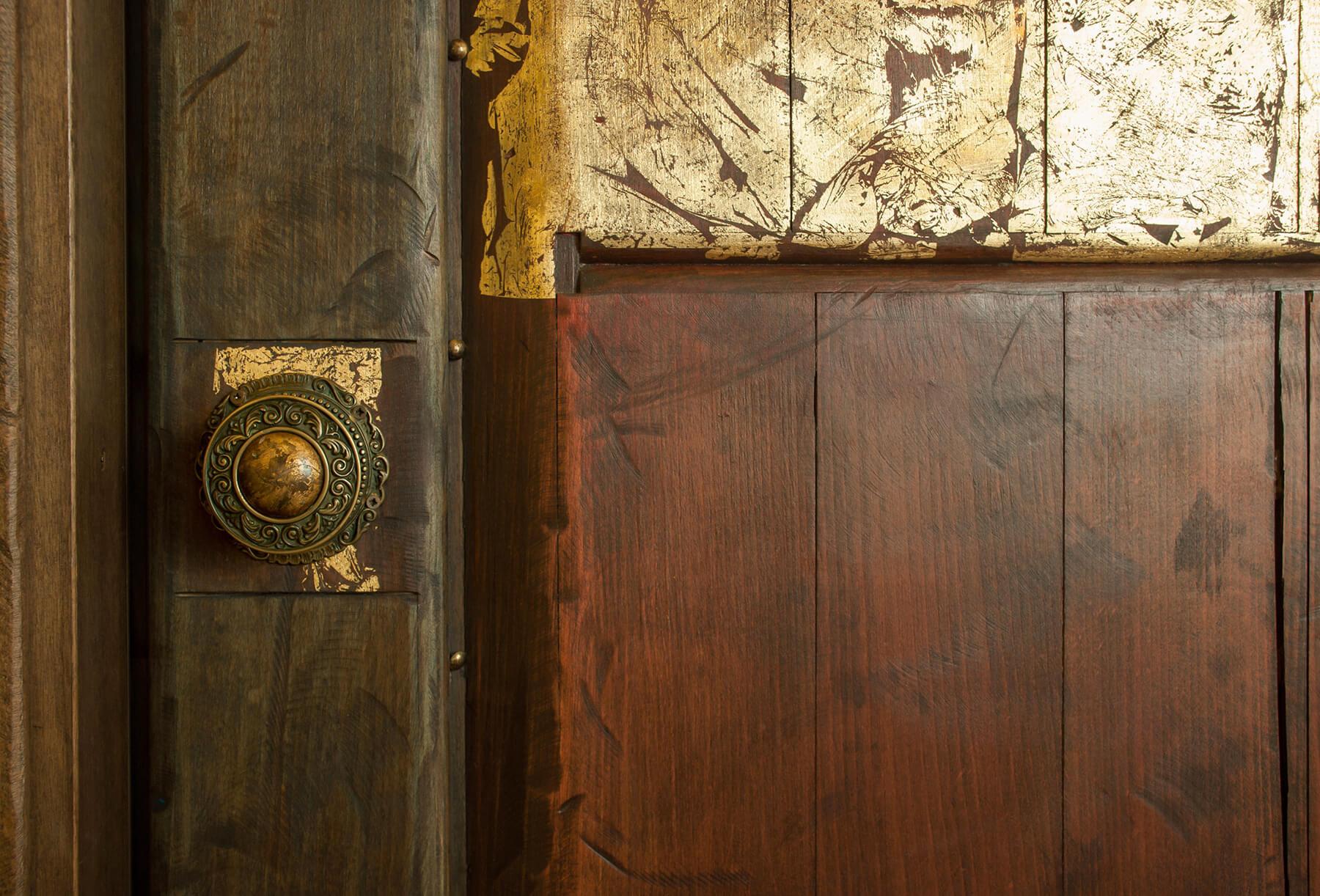 La porta dell'OM